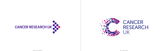 Cancer Research logos
