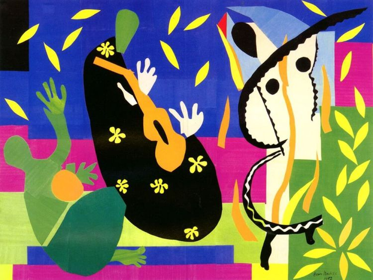 picture from Henry Matisse