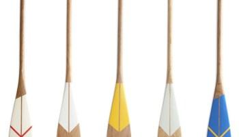 Monocoque Paddle Canoe