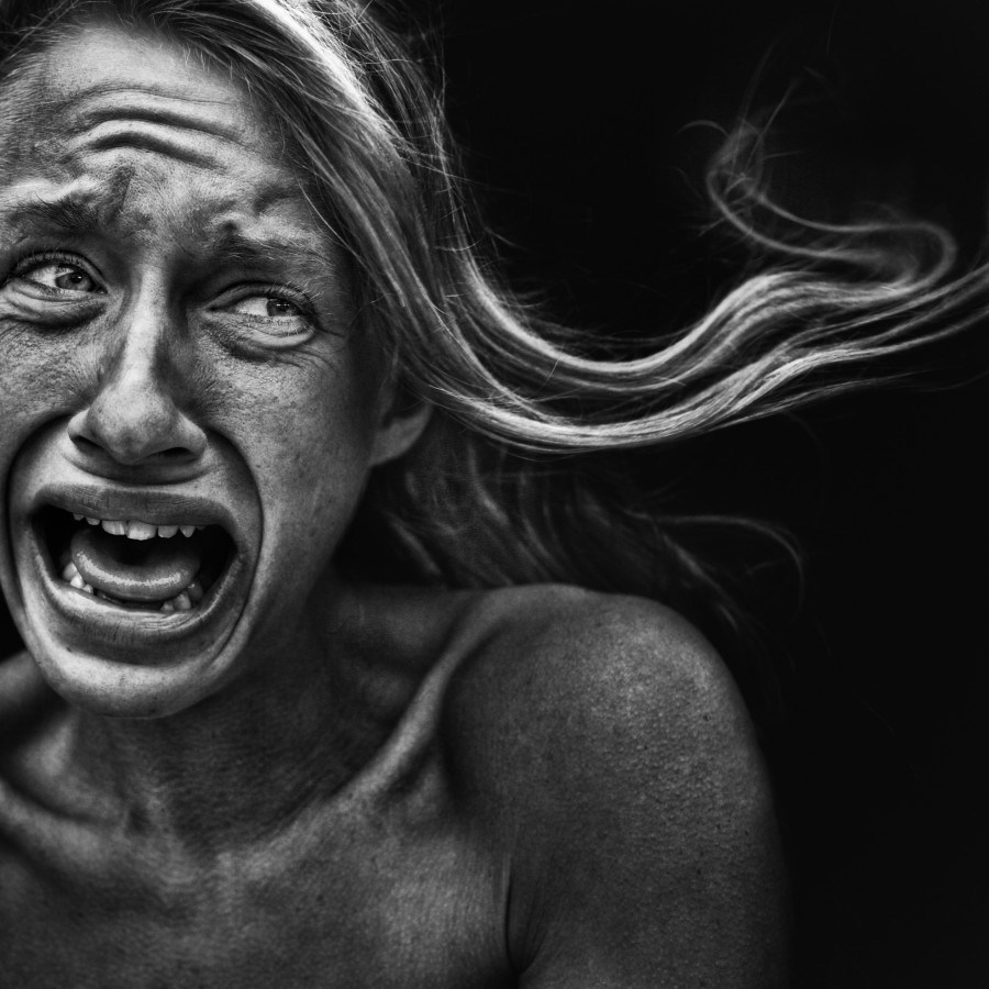 Lee Jeffries' Haunting Portraits
