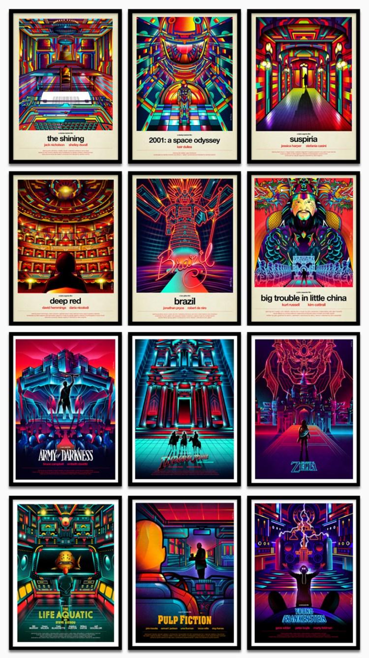 van-orton-design-one-point-perspective-neon-film-posters8