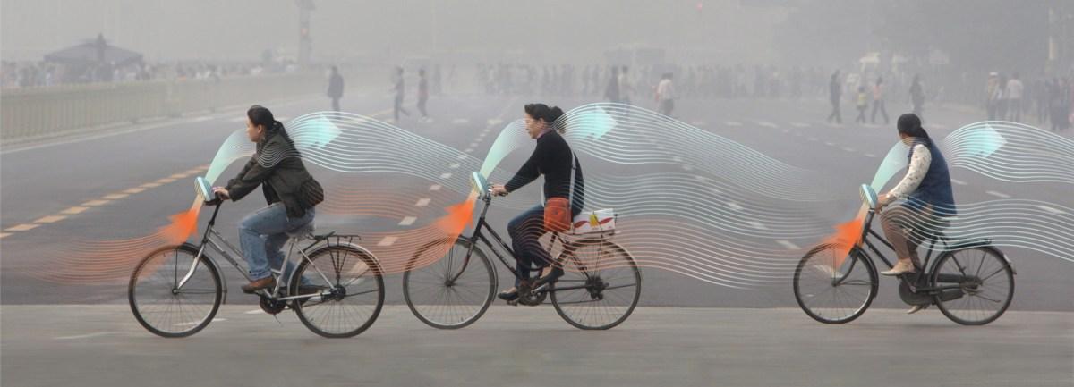 studio-roosegaarde-smog bicycle moss and fog 1