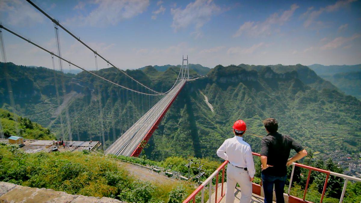 chinas bridges moss and fog 5