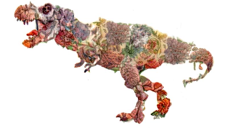 neural network dinosaurs moss and fog 2