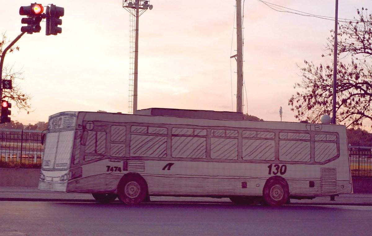 paper busses