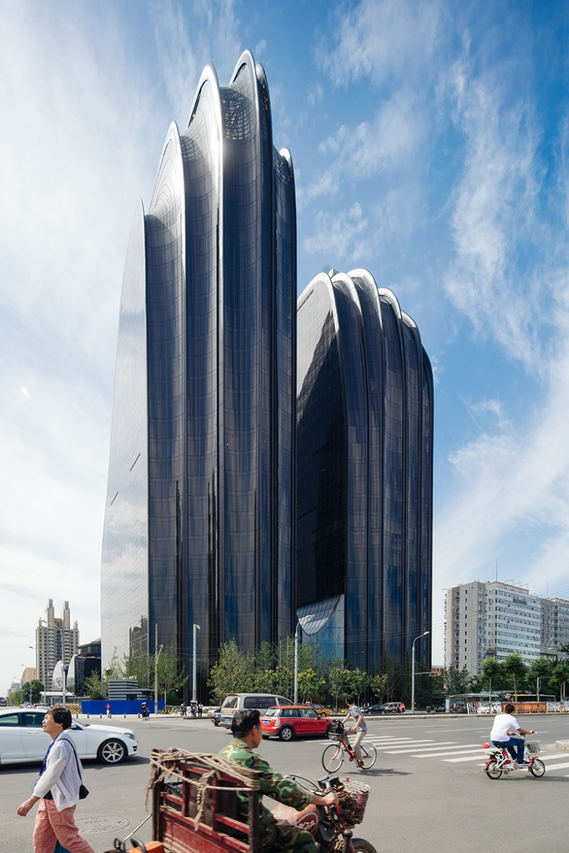 Chaoyang Park Plaza in Beijing