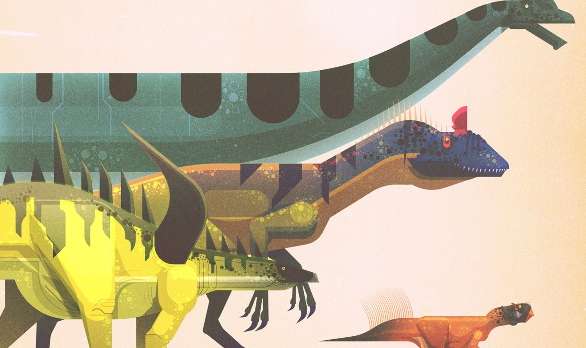 lonely planet dinosaur atlas