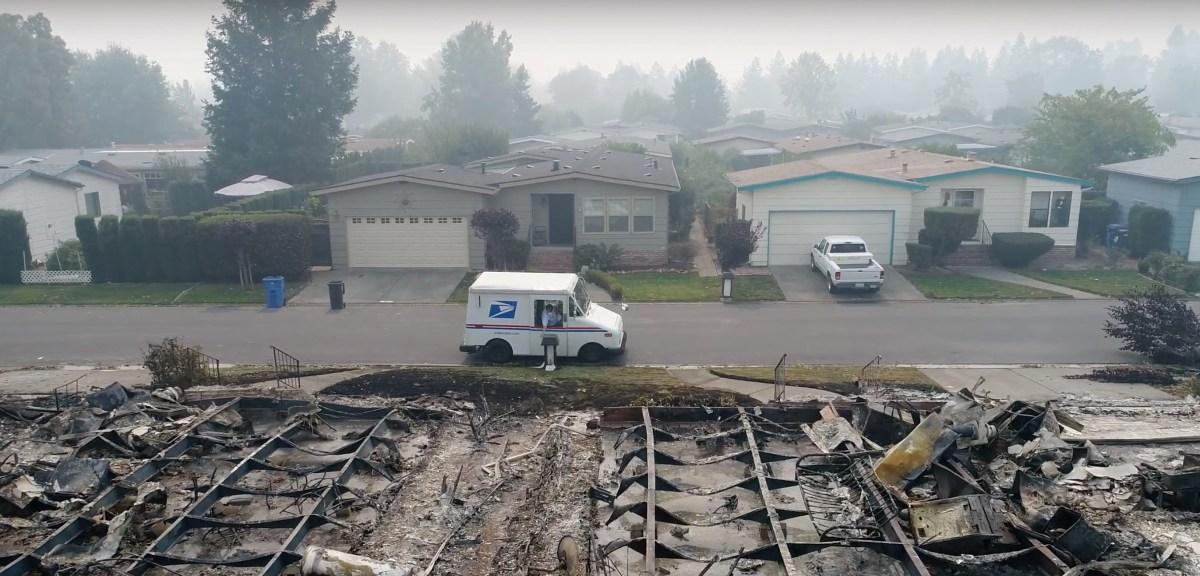 Santa Rosa fires