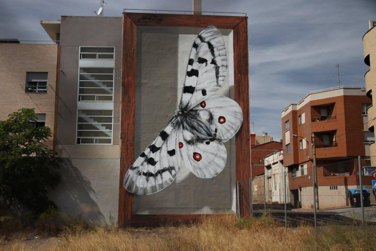 butterfly murals moss and fog 3