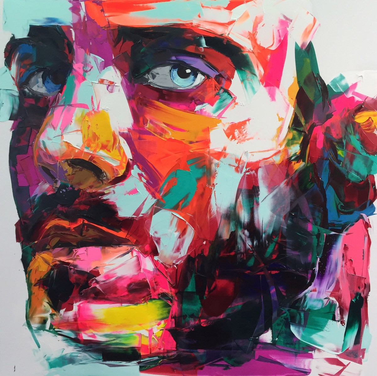 Vivid Portraits From Françoise Nielly