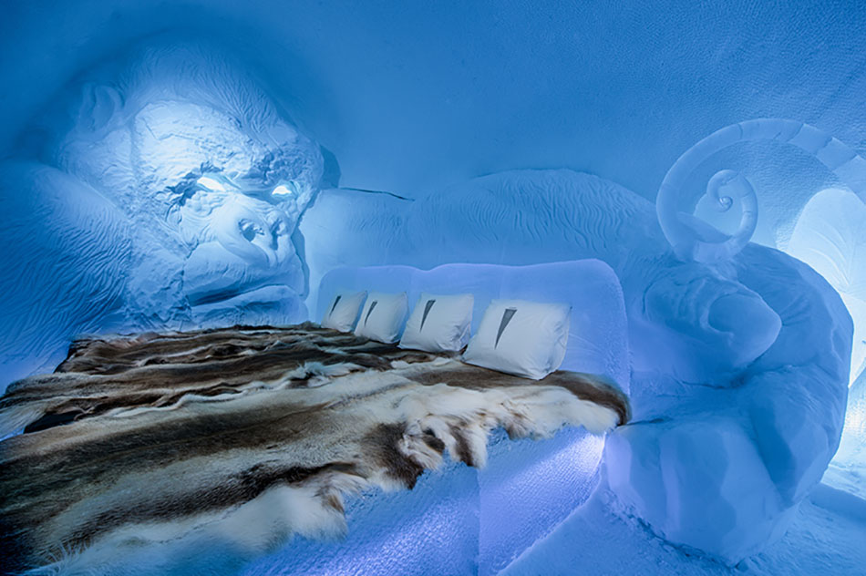 Icehotel 2018
