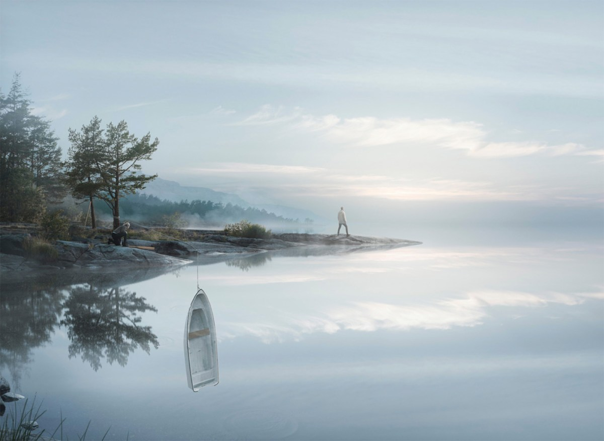 surrealism by Erik Johansson