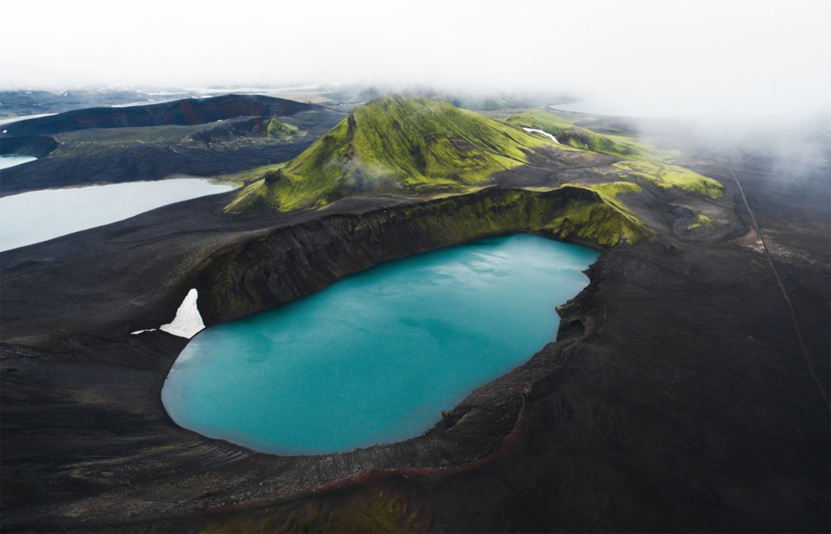 Benjamin Hardman's Vision of Iceland