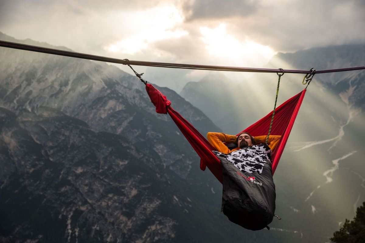 Hammocking, Taken To New Heights