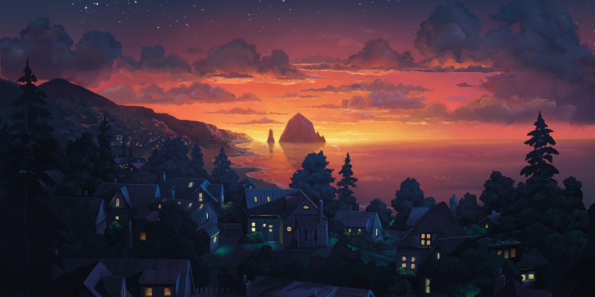 New Travel Oregon Campaign Channels Hayao Miyazaki