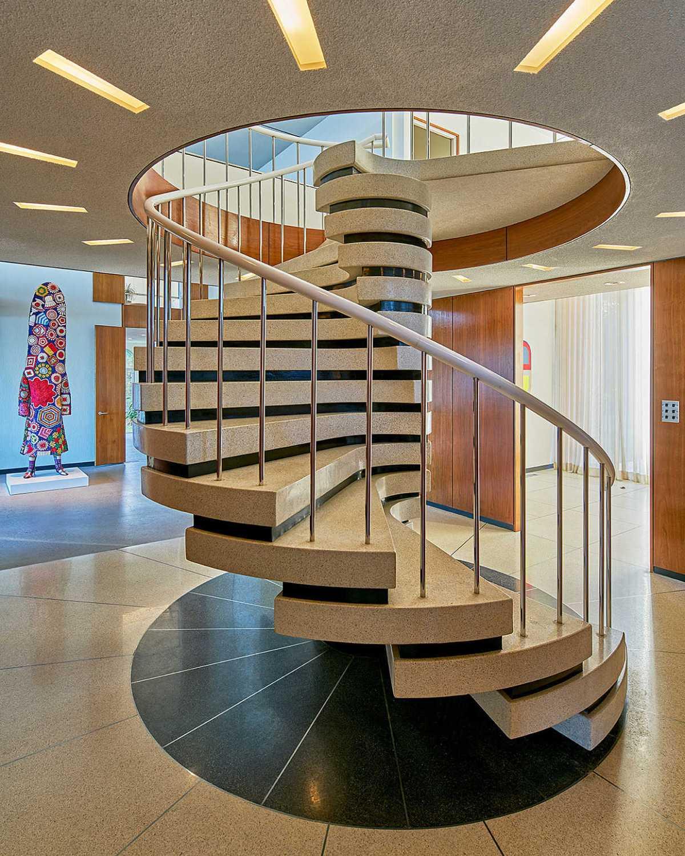 Hawkins Ferry stairway