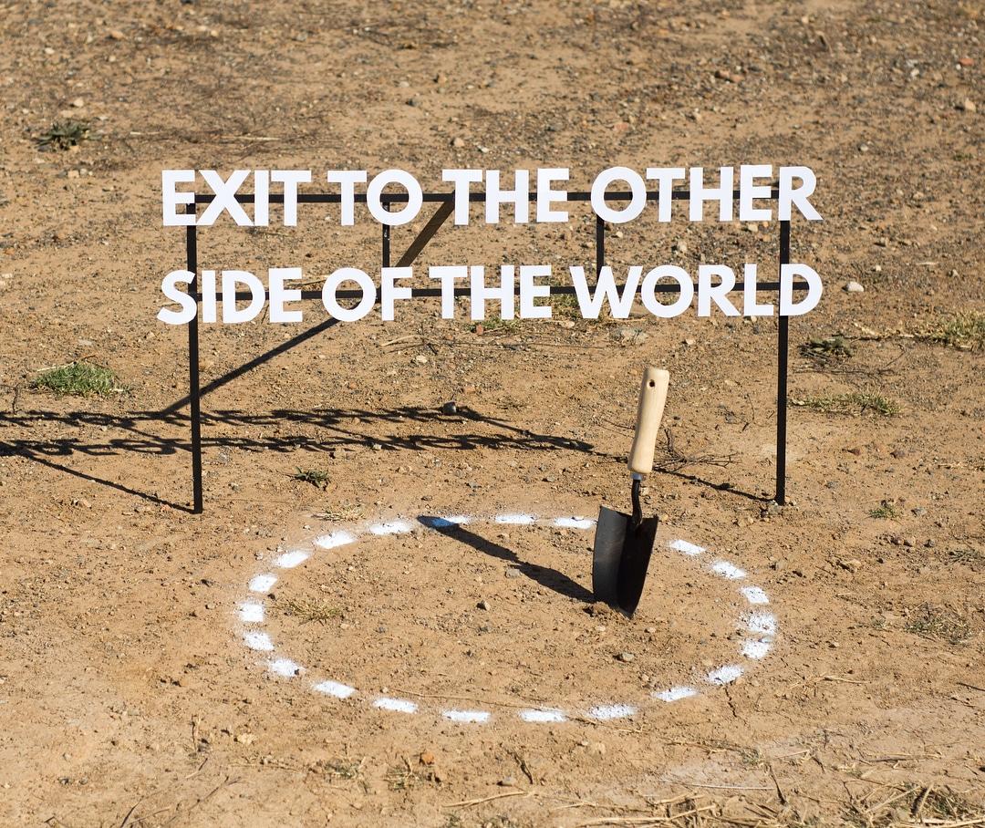 Michael Pederson's Hilarious Public Place Art