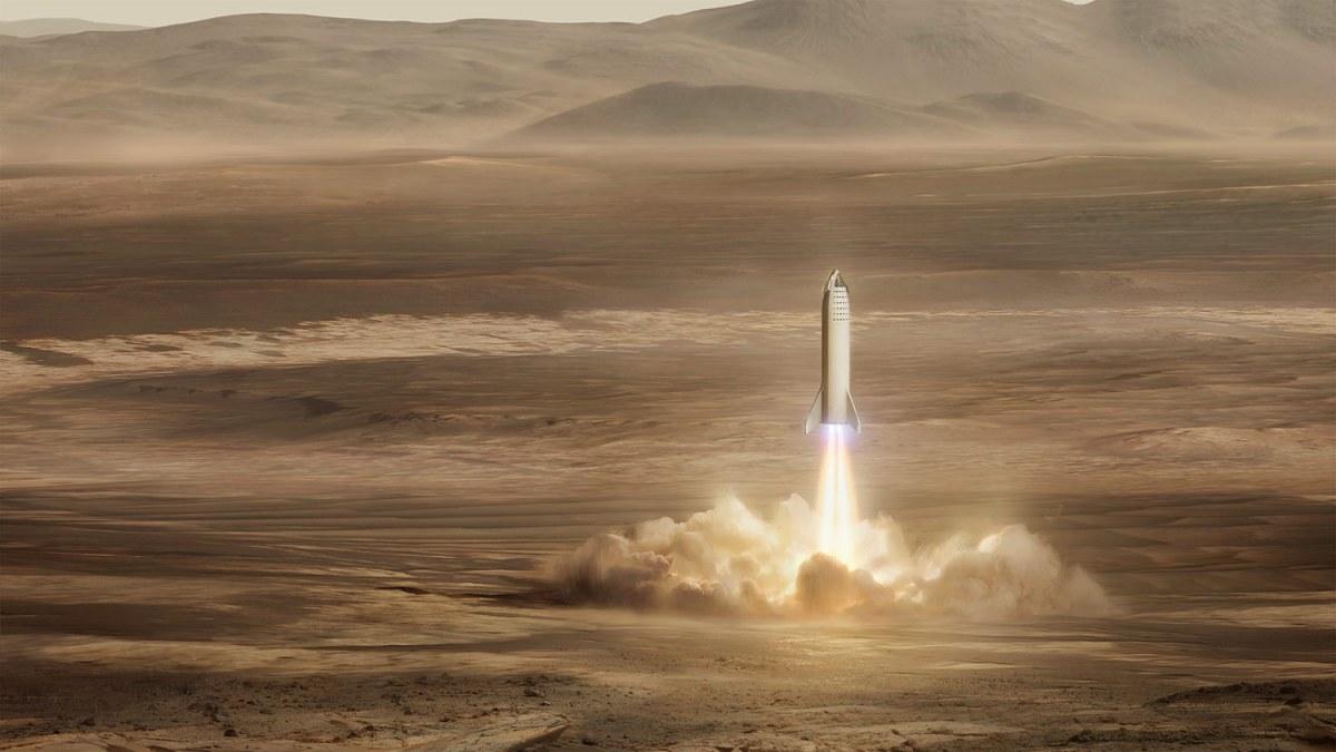 mars-launch