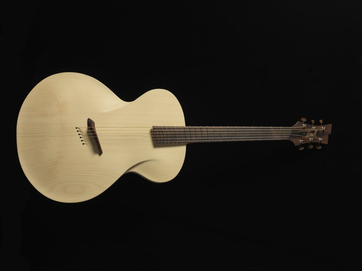 The Very Beautiful Maxwell Infinitum Acoustic Guitar