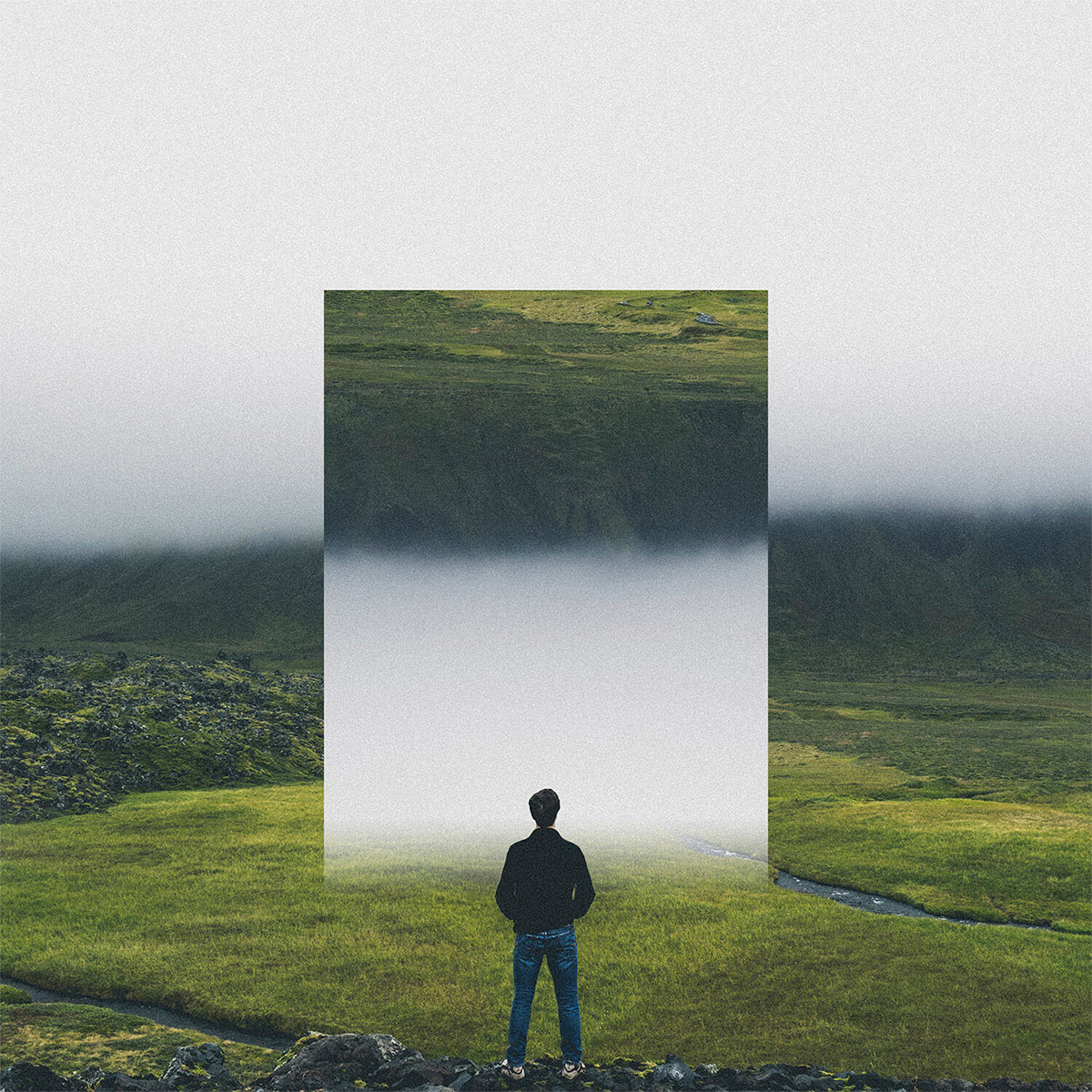 Minimalist Landscapes, Mirrored