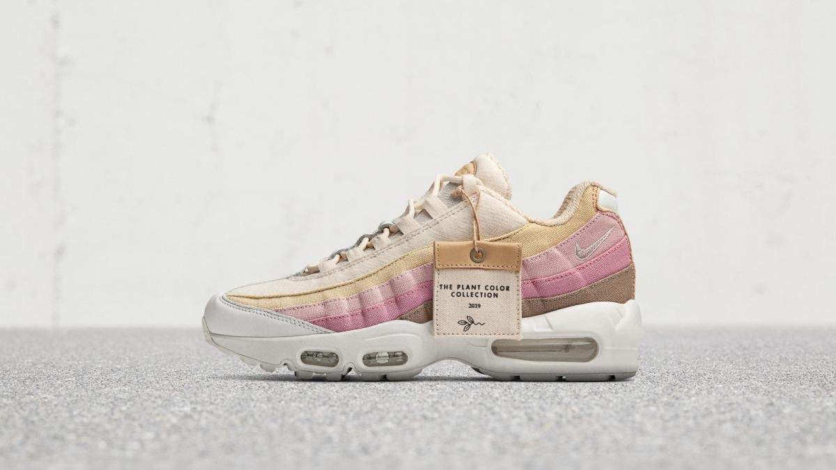 Nike Spring Collection Using Natural Dyes and Recycled Leather