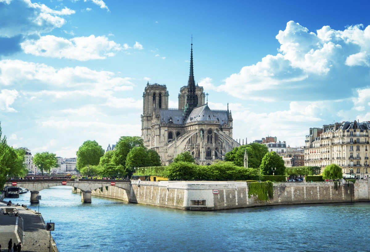 The Notre Dame Cathedral Through the Ages