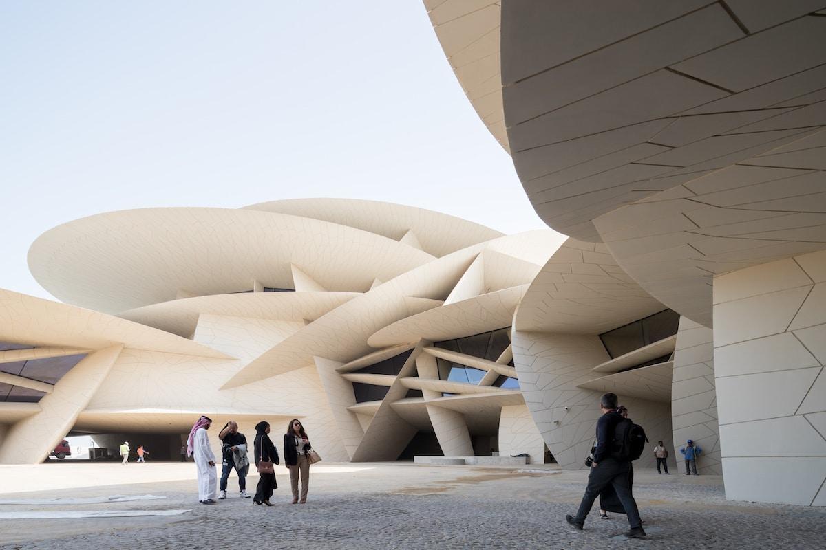 Ateliers-Jean-Nouvel-Doha-Nationa-Museum-Qatar-©Iwan-Baan-13