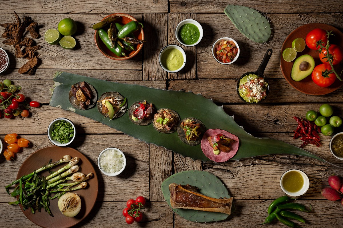 Tantalizing Mexican Food, Photographed by Salvador Cueva