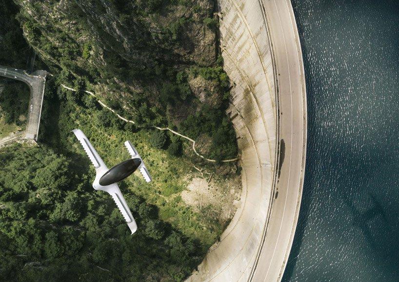 lilium-flying-car-air-taxi-successful-maiden-flight-designboom-5