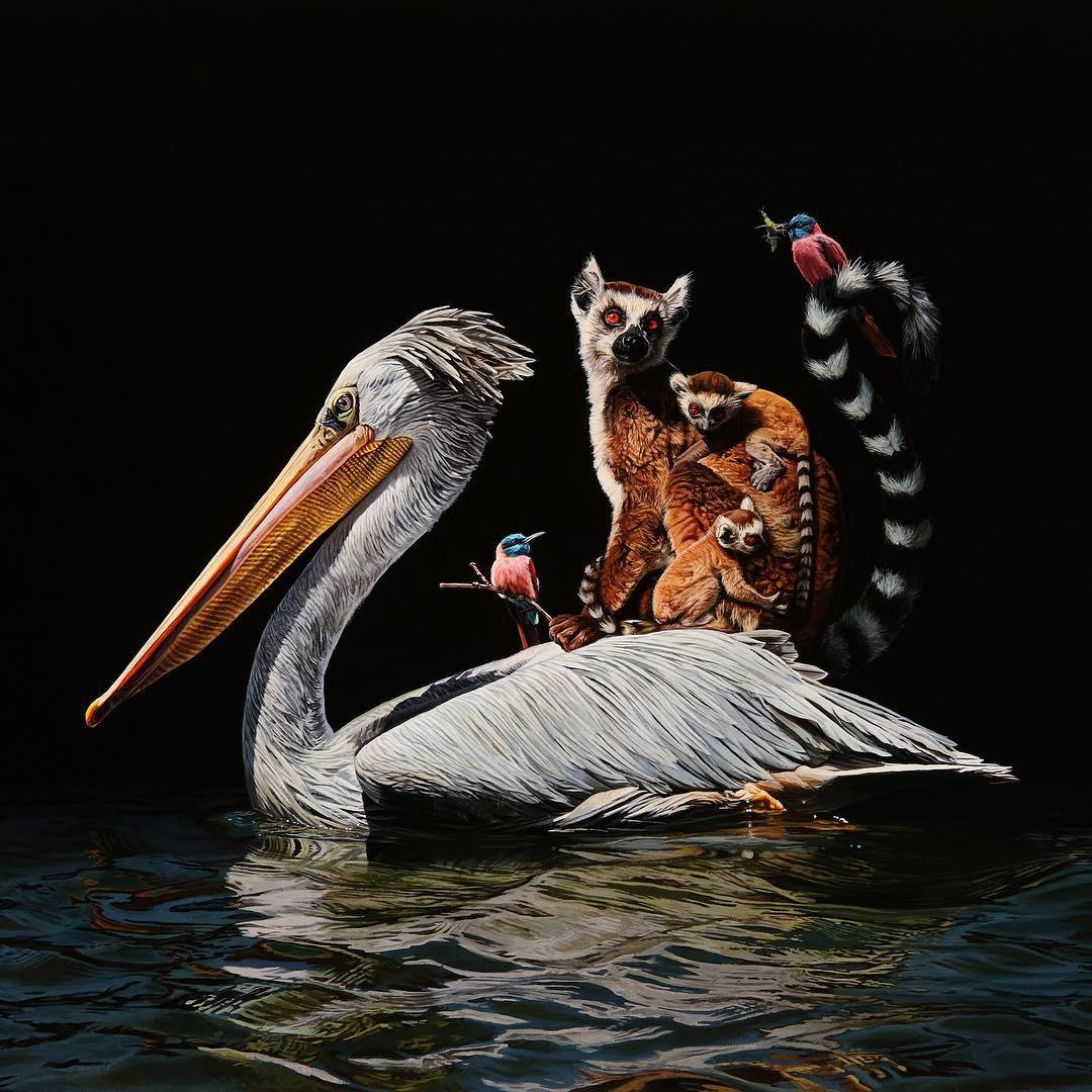 animal-paintings-border-crossing-lisa-ericson-7