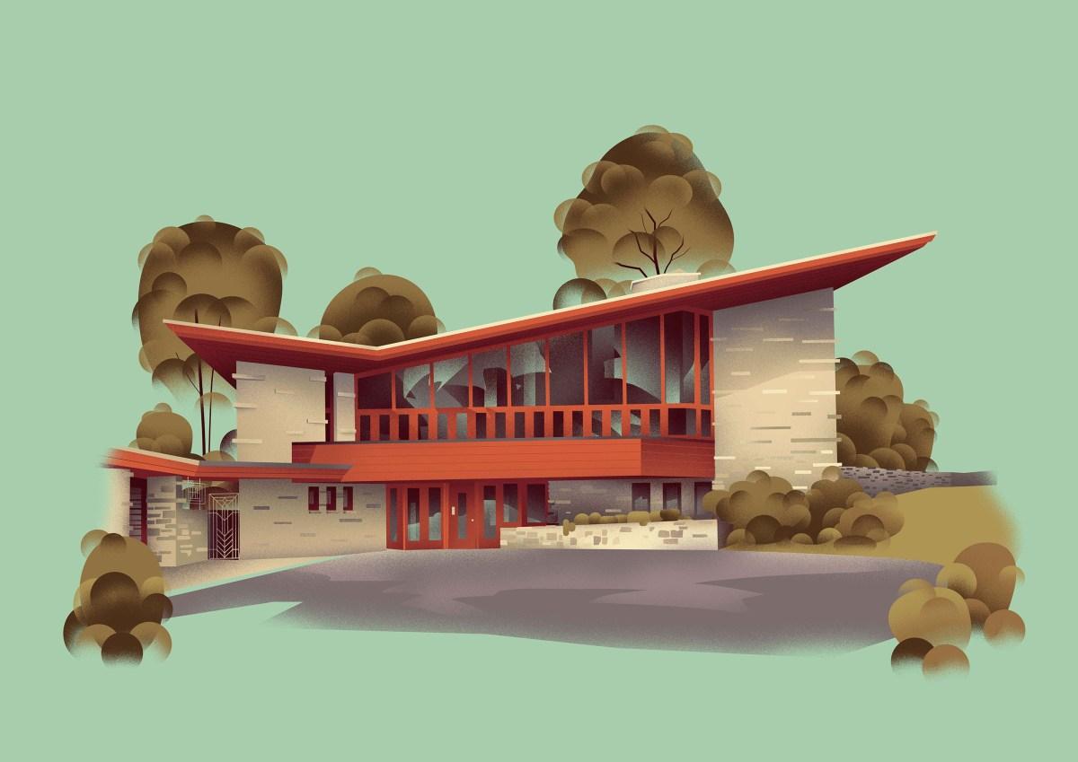 Archie Teater Studio (Teater's Knoll)