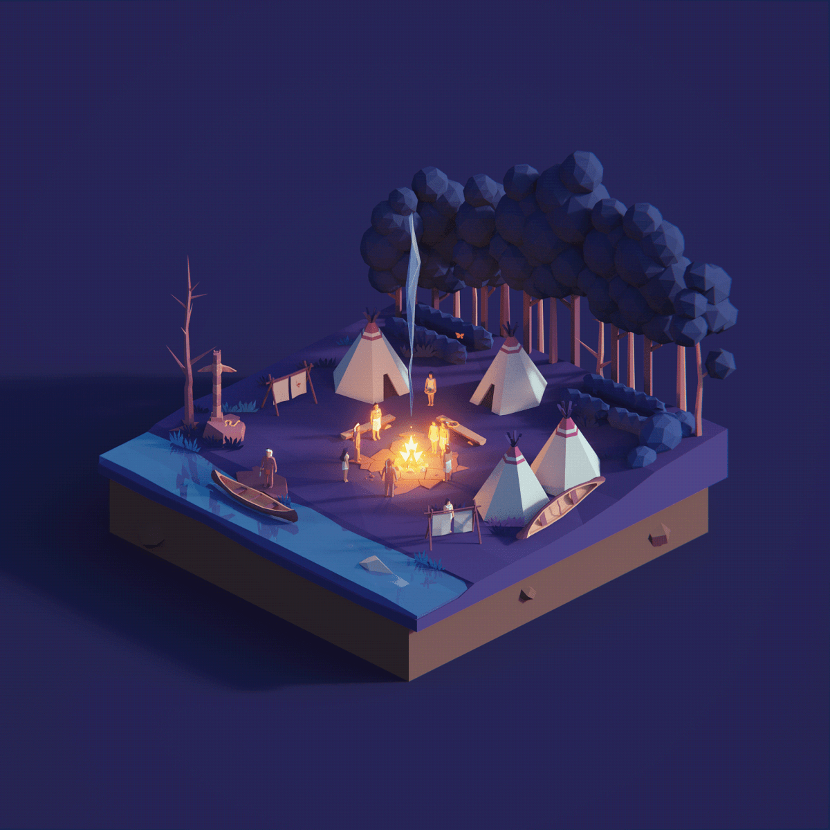 low-poly-world-moss-and-fog-1