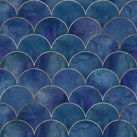Removable Wallpaper Mermaid Fish | Wallpaper, Self Adhesive Wallpaper, Wall mural, Removable Wallpaper, Self adhesive wallpaper #227