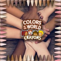 Crayola's Colors of the World Series Embraces