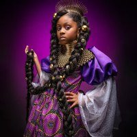 Disney Princesses Re-envisioned As African Americans
