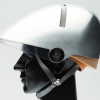 This Bike Helmet Came From the Future