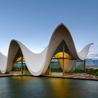 Incredible Chapel in South Africa Looks Ready for Takeoff