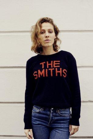 Hades, The Smiths navy orange jumper