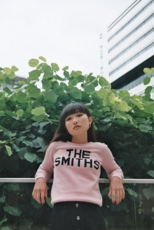 Hades, The Smiths pink jumper