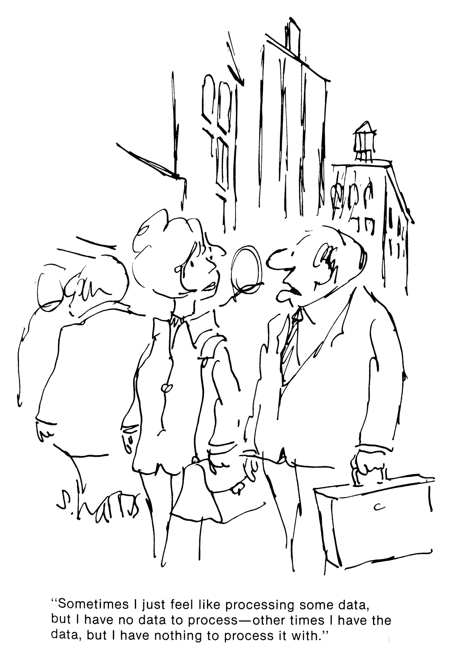 cartoon data management