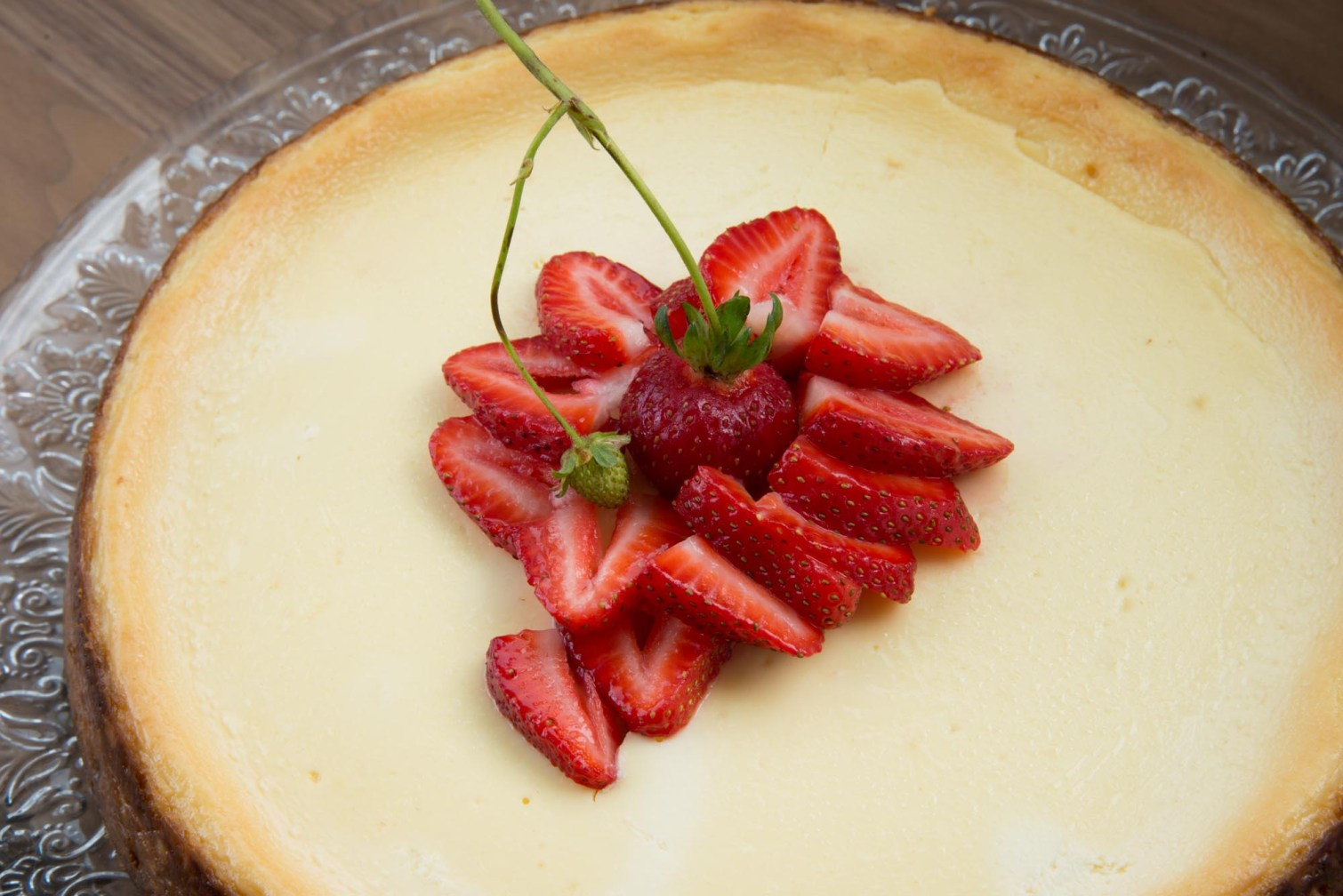 cheesecake for PTO