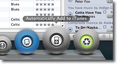 Add to iTunes