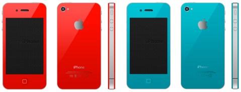 Sorteig AlertiPhone: canvia el teu iPhone de color