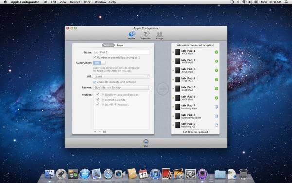 apple configurator