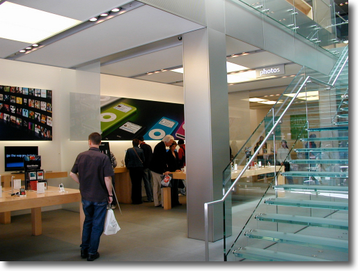 Apple Store a San Francisco