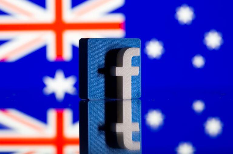 facebook a Australia