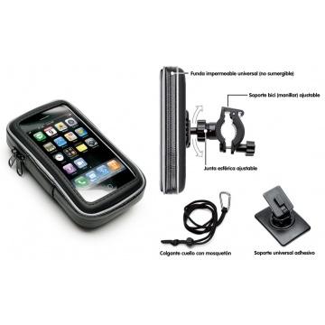 funda impermeable iphone
