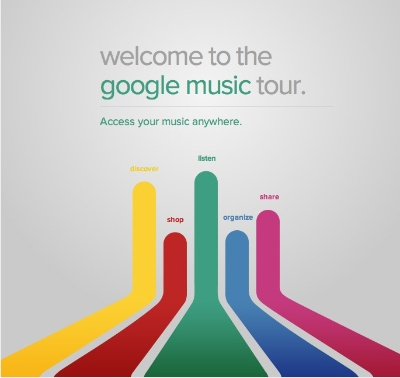 Google Music Tour
