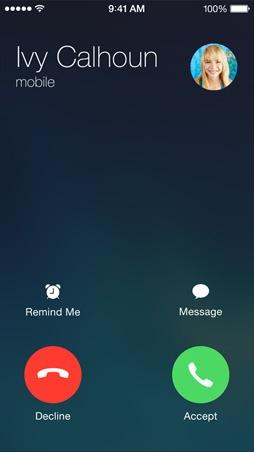iOS 7.1 trucada