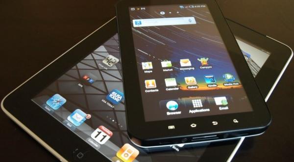 iPad vs. Galaxy Tab